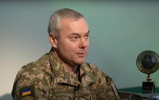 Командувач ООС пообіцяв жорстку відповідь сепаратистам