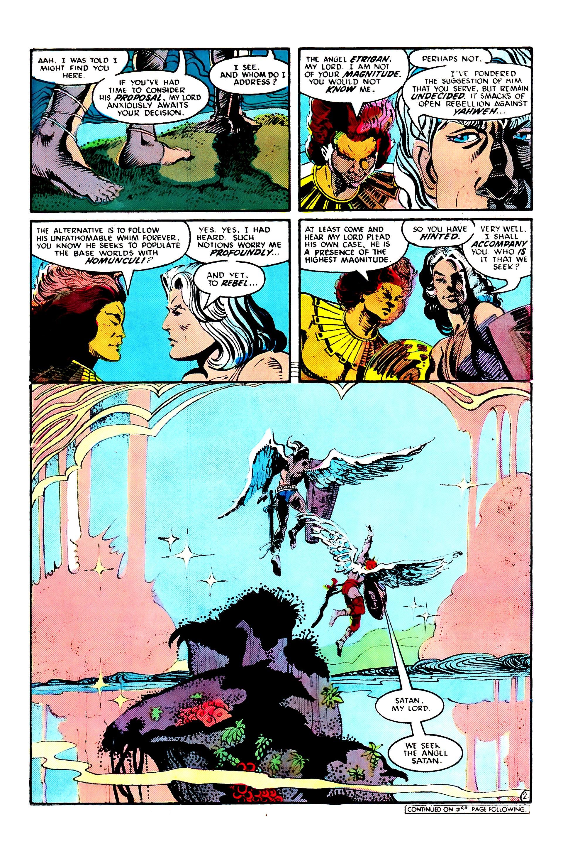 Read online Secret Origins (1986) comic -  Issue #10 - 38