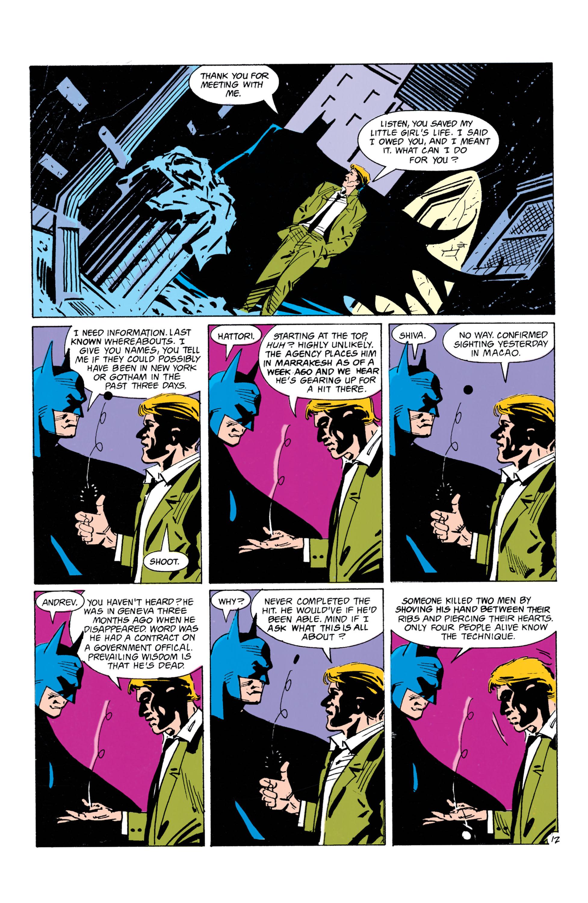 Detective Comics (1937) 634 Page 12