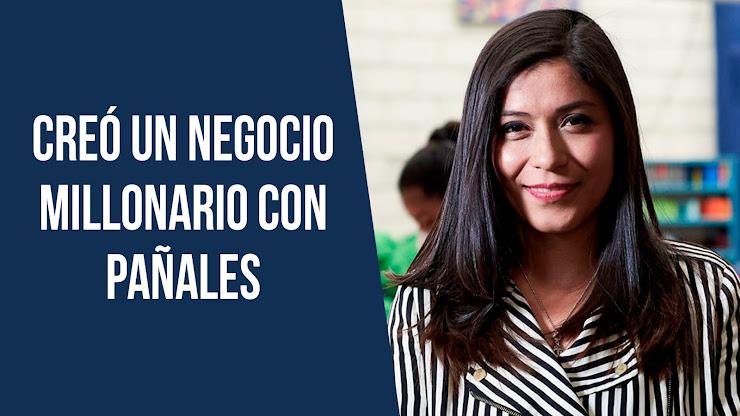 La madre emprendedora que exporta pañales reutilizables desde México