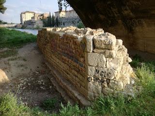 Resti - vecchio ponte - Mercatale