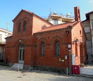 ο ναός της αγίας Παρασκευής στην Έδεσσα