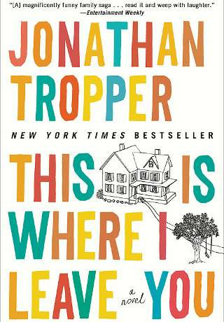 jonathan jropper – this is where i leave you book pdf