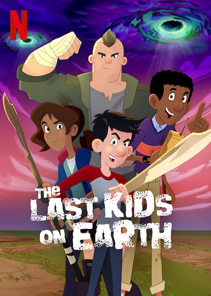 Những Đứa Trẻ Cuối Cùng Trên Trái Đất