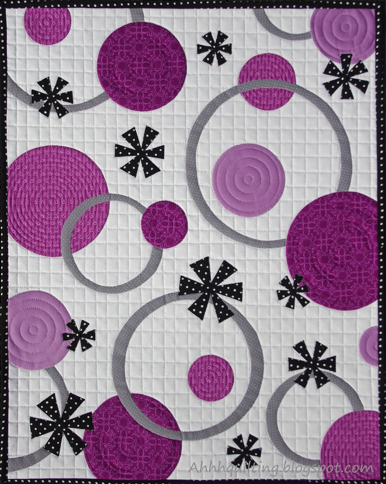 Ahhh...Quilting: Radiant Orchid Quilt Challenge : orchid quilt pattern - Adamdwight.com