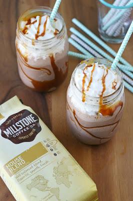 Caramel Mocha Milkshake