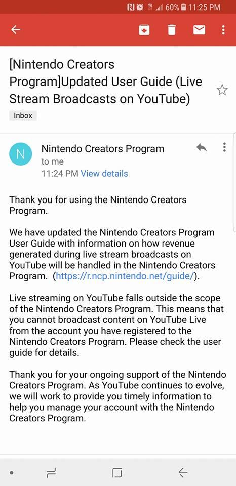 9To5 TechNews: Nintendo Banning YouTube Livestreams In Nintendo