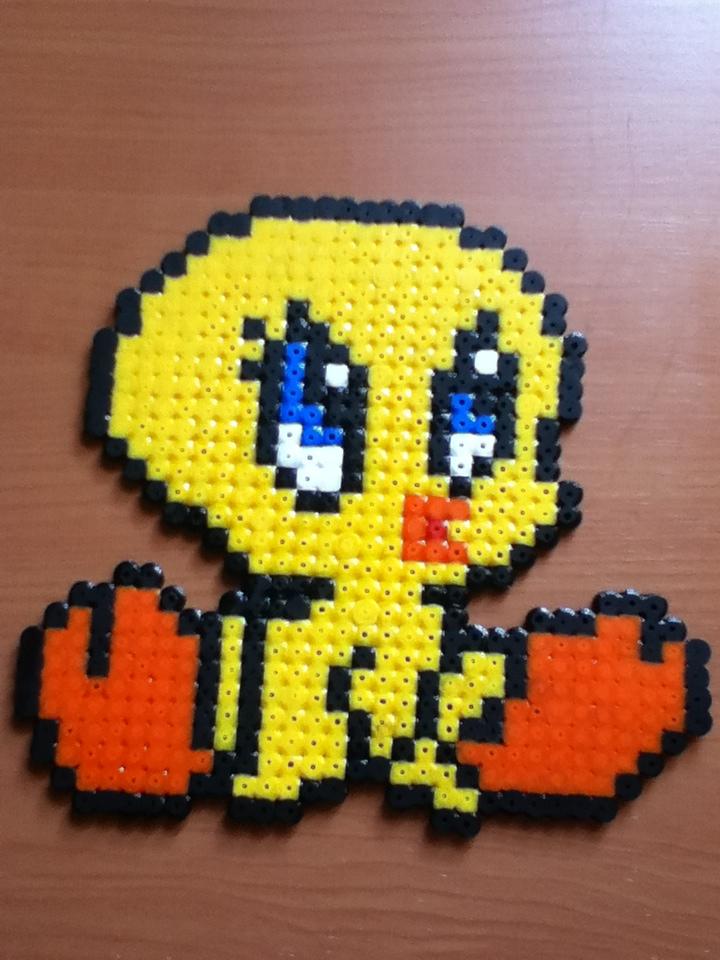 161hama beads creaciones creaciones