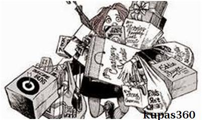 Konsumerisme, Materialisme, Dan Hedonisme