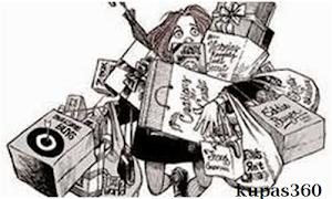 Arti Kata Konsumerisme, Materialisme, Dan Hedonisme Dan Contohnya