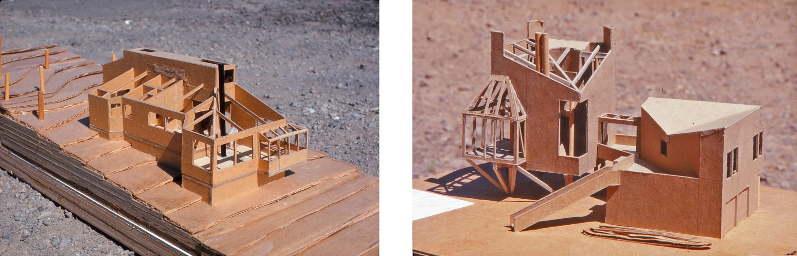 OBIE BOWMAN ARCHITECT FAIA MY JOURNAL: Study Models