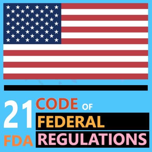 21 CFR Logo