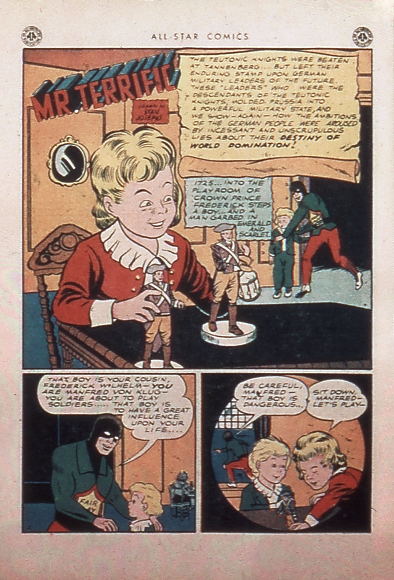 Read online All-Star Comics comic -  Issue #24 - 15