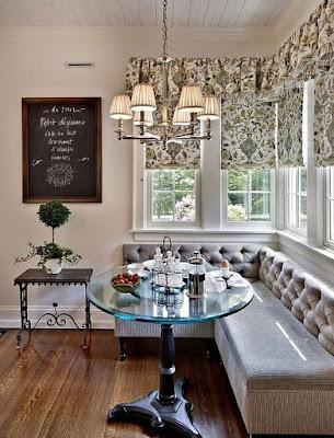 Desain Interior Ruang Makan ala Cafe