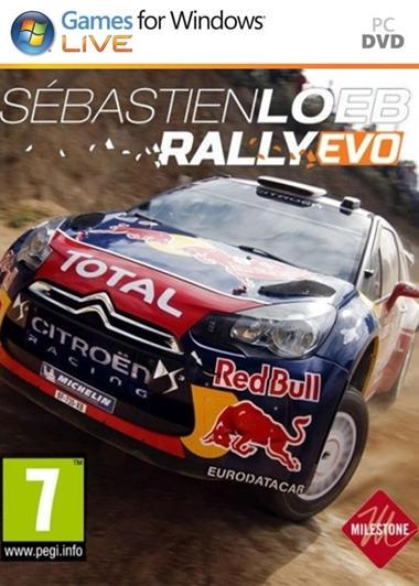 Sebastien Loeb Rally EVO PC Full Español