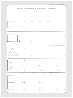 atividades de matematica formas geometricas