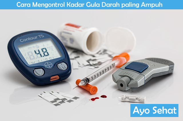 Mengontrol Kadar Gula Darah