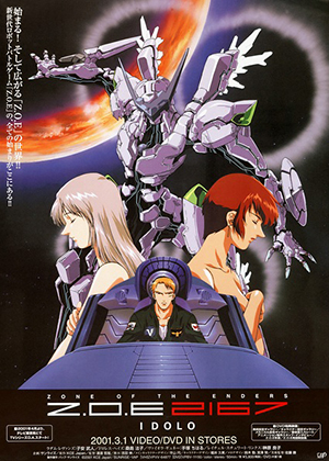 Zone of the Enders: 2167 Idolo [01/01] [HD] [MEGA]