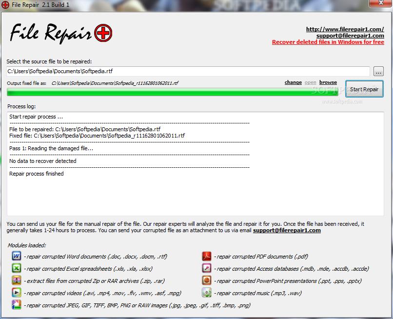 Rs File Repair Review | สำนักงานเศรษฐกิจอุตสาหกรรม