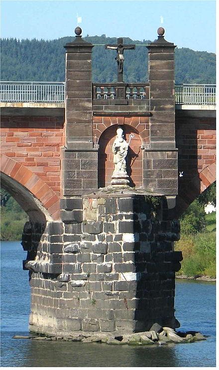 Puente de Treveris en Alemania