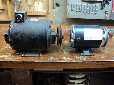river workshop an antique wagner electric 1 2 hp electric motor