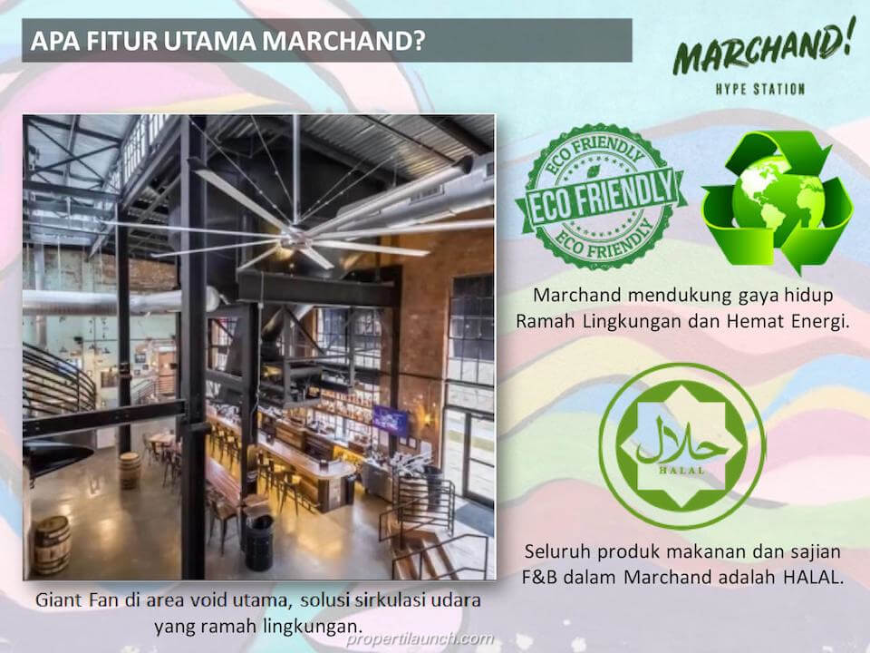 Eco Friendly Marchand Bintaro