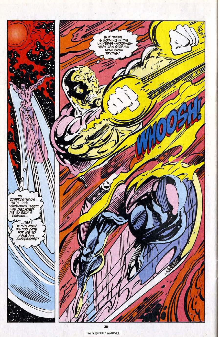 Silver Surfer (1987) Issue #103 #111 - English 30