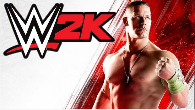 WWE 2K Apk + Data Mod Terbaru