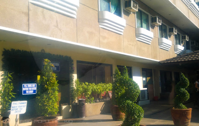 Oceanview Resort Facade, Subic