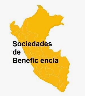 sociedades beneficiencia