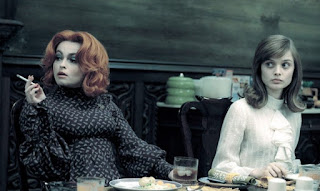 Dark Shadows horror comedy movie 2012