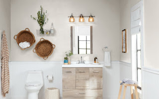 How To Choose Colors For Small Bathrooms