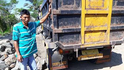 Jalan dan Jembatan Diperbaiki TNI,  Kirim Material Lancar