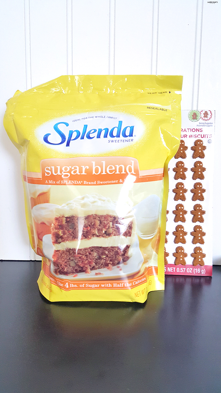 Sweet as Sugar & as Naughty as Egg Nog Holiday Cookie Recipe with Splenda!