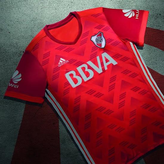 3e6bc6a2c River Plate 2017-18 Third Kit