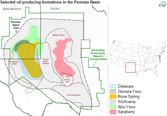 Pioneer Natural Resources Energy Oil And Gas