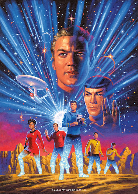 star trek: year five series