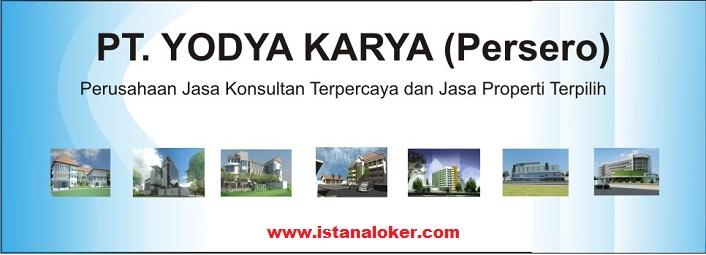 Penerimaan Pegawai PT Yodya Karya (Persero) Tahun 2016