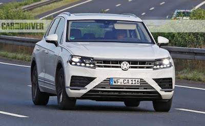 2019 Volkswagen Touareg Prix, Photos, Date de sortie