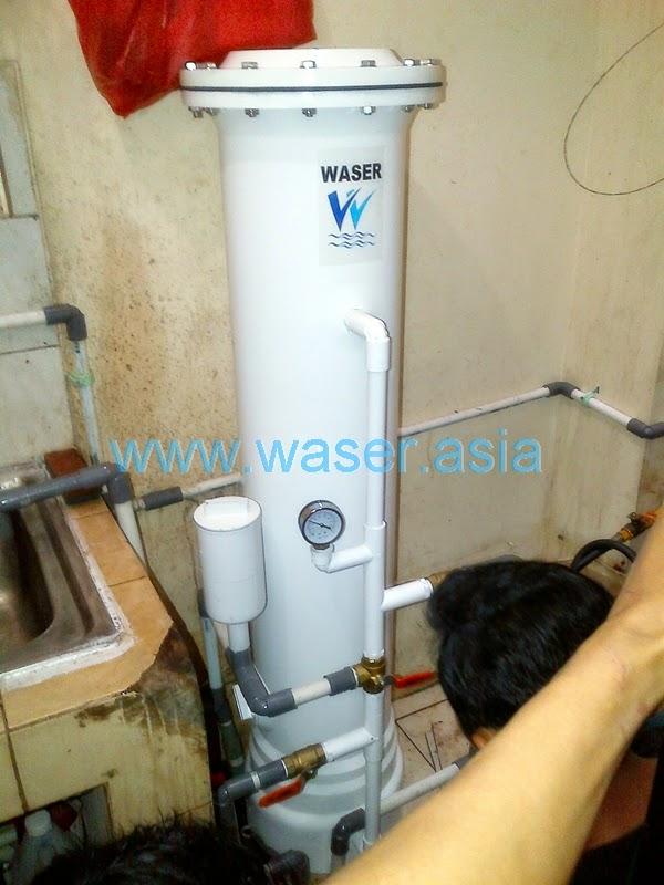 Filter Penjernih Air Waser Bintaro
