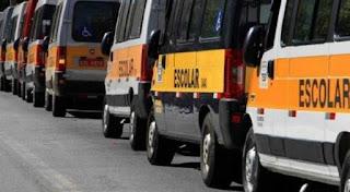 Cidade da PB suspende aulas por falta de combustível para a frota