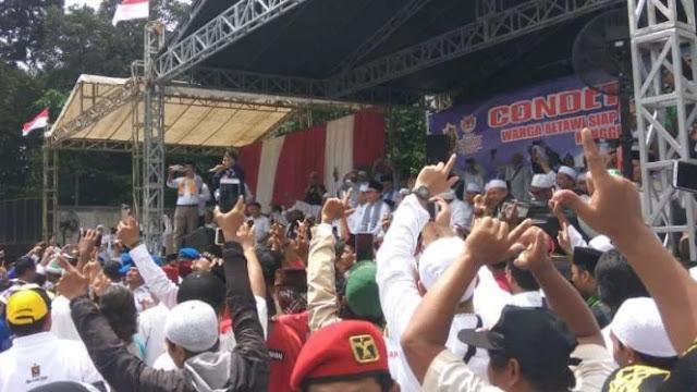 Ustaz Haikal Ajak Warga Condet Doakan Jokowi Ikhlas Pulang ke Solo