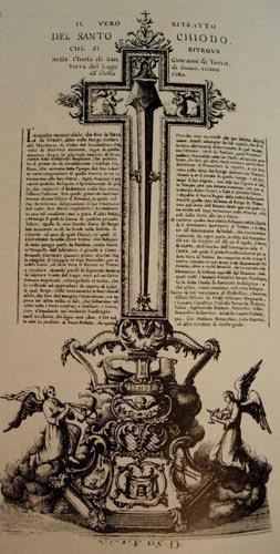 Εικονογραφικός κατάλογος των καρφιών της Σταύρωσης (γ' μέρος) http://leipsanothiki.blogspot.be/