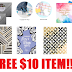 Free $10 Item From Erin Condren Stationary = Free Personalized Mousepad, Set of Luggage Tags, Personalized Binder, Folders, Notepads, Address Labels, Planners, Stickers and More!