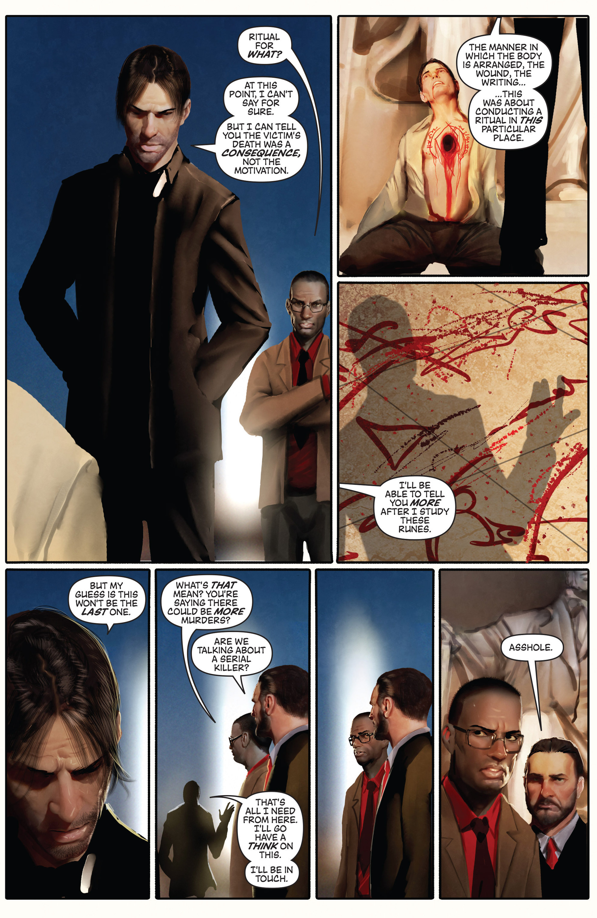 Read online Artifacts comic -  Issue #22 - 11