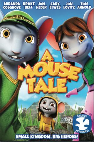 A Mouse Tale [2015] [DVD FULL] [Subtitulos: Español]