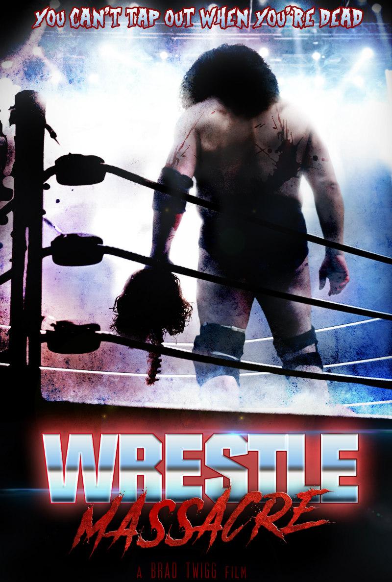 wrestlemassacre poster