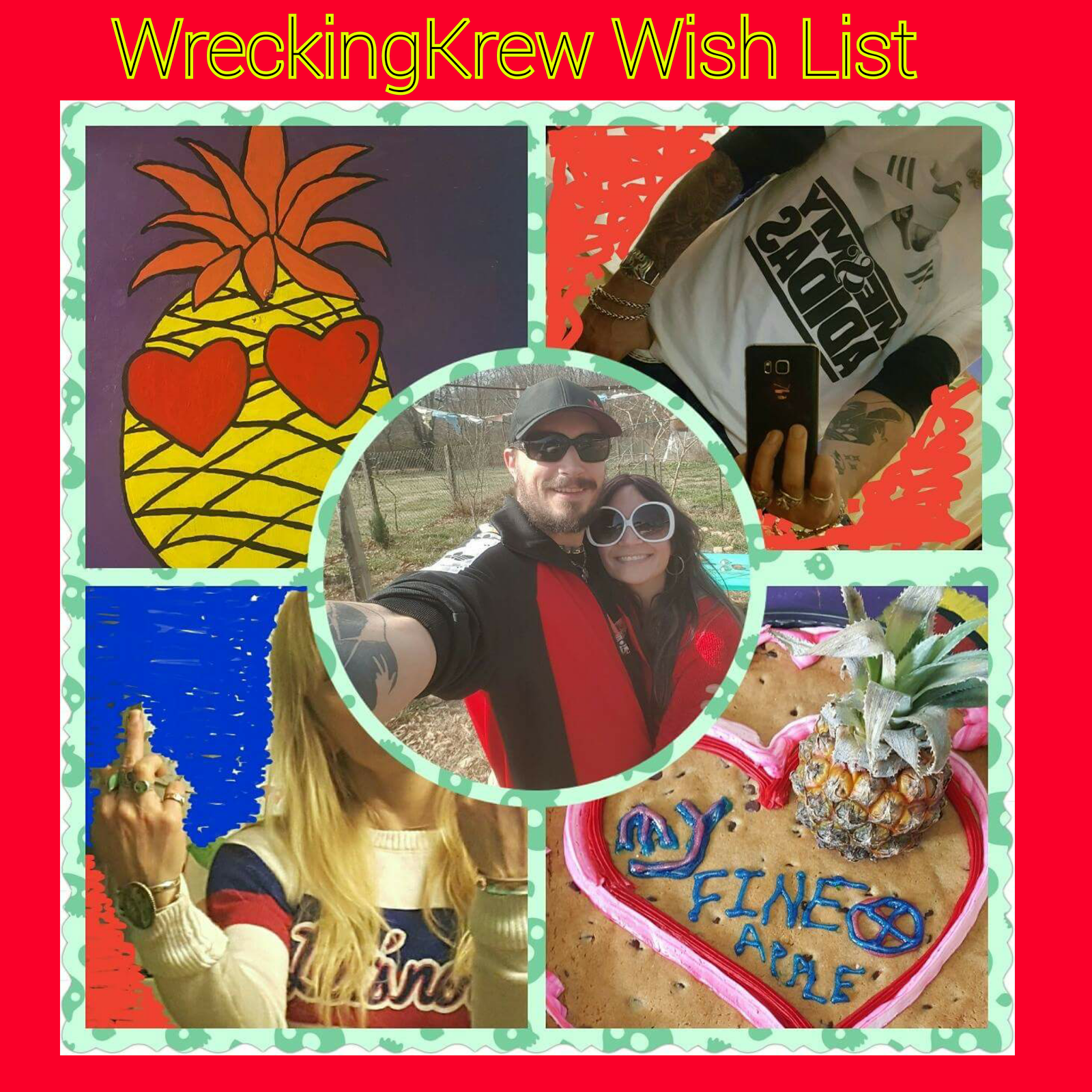 WreckingKrew Wish List