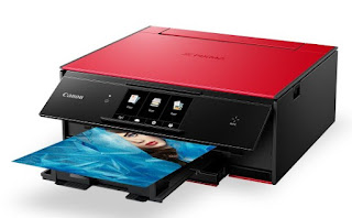 this printer is slow to work amongst a touchscreen that makes every business office but about the fro Canon Pixma TS9060 Printer Driver Download