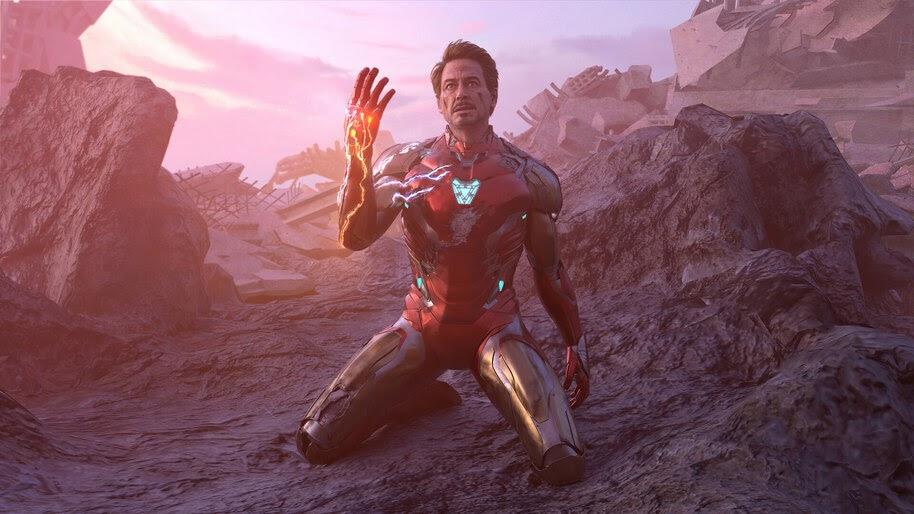 Iron Man Tony Stark Infinity Stones Avengers 4k Wallpaper 7380